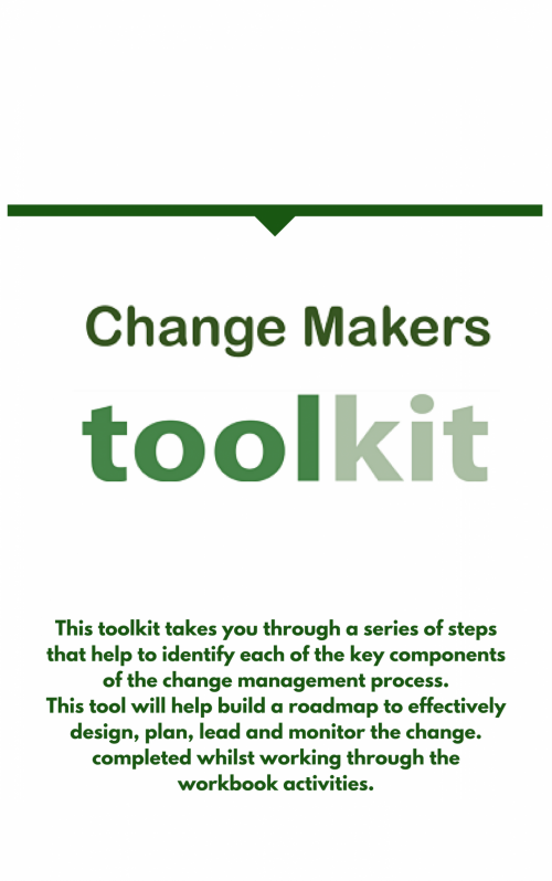 Change Makers Toolkit